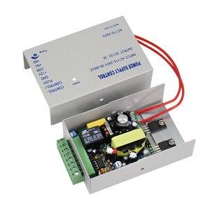 Image 5 - Dostęp do kontrola mocy dostaw DC12V/3A wyjście 110 260VAC napięcie wejściowe z z opóźnieniem czasowym dla zamek elektroniczny wideodomofon K80