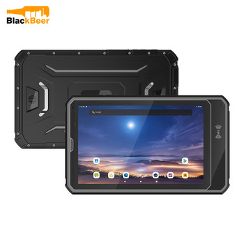 UNIWA Q10R 10.1 2 in 1 Smartphone Tablet PC MT6762 Octa IP68 Waterproof Rugged Android 9.0 Mobile Phone 4G LTE 64GB 9500mAh NFC