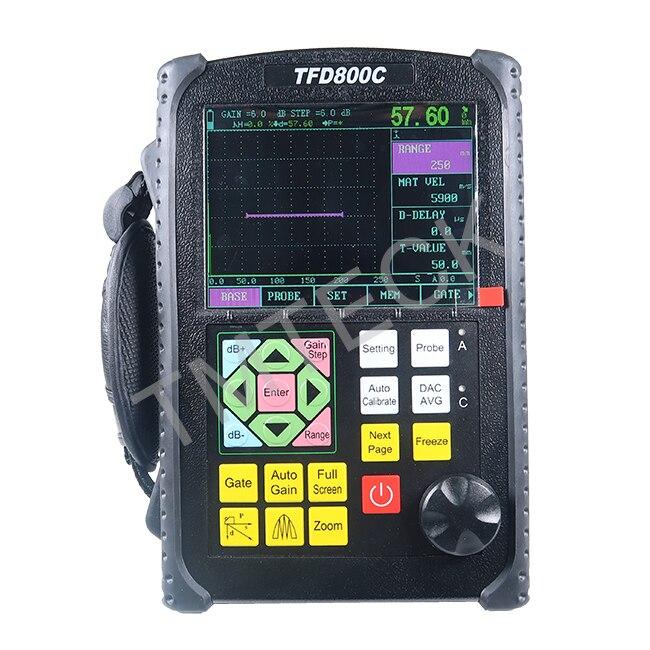 TFD800C Portable UT Flaw Detectors ...