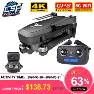 Camera Drones Mechanical-Gimbal Tf-Card Wifi Sg906-Pro NEW 5G HD Flight-25-Min Supports