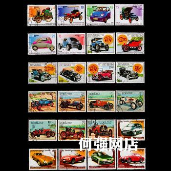Znaczki samochodowe 100 różne samochody sportowe stare samochody antyczne samochody znaczki kolekcja wyczyść pieczęć wyczyść znaczki do scrapbookingu tanie i dobre opinie smallsweet CN (pochodzenie) 1008878 Pieczątka standardowa Tak ( 50 sztuk) Other dekoracja Sealed Letter Sold Tickets