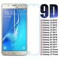 9D закаленное стекло для Samsung Galaxy S7 A3 A5 A7 J3 J5 J7 2016 2017 J2 J4 J7 Core J5 Prime защита для экрана защитное стекло