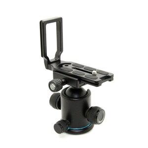 Image 4 - 1 10Pcs MPU 100 MPU 105L quick release plate L Plate Bracket for Camera Benro Arca Swiss