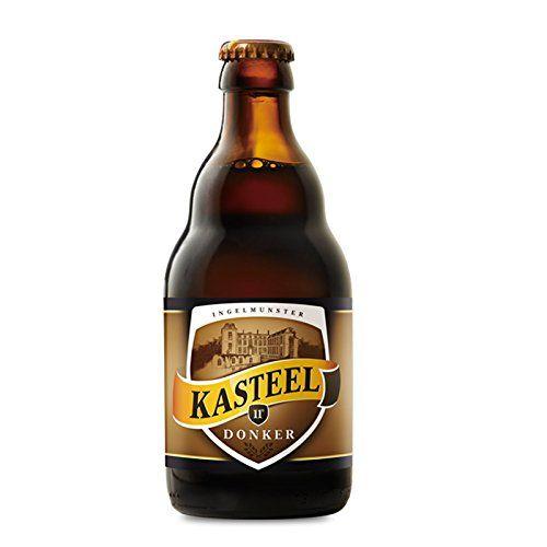 Kasteel Donker - Kasteelbier - Bierspezialität Aus Belgien 0,33l