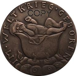 Niemieckiego monety kopia