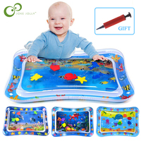 Baby Water Mat Inflatable Cushion Infant Toddler Water Play Mat for Children Early Education Developing Baby Toy Summer Toys