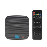 New Products Voice Box H6 2 G 16G T98 Support 4G SIM Card Network Set top Box