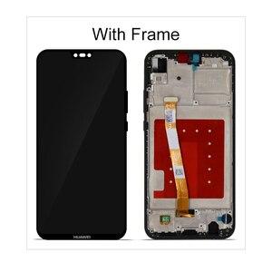 Image 4 - Ekran için HUAWEI P20 Lite LCD ekran ekran için HUAWEI P20 Lite ekran ANE LX1 ANE LX3 ekran Nova 3e LCD meclisi parçaları