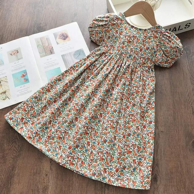 Фото bear leader/повседневное платье для девочек коллекция 2021 года