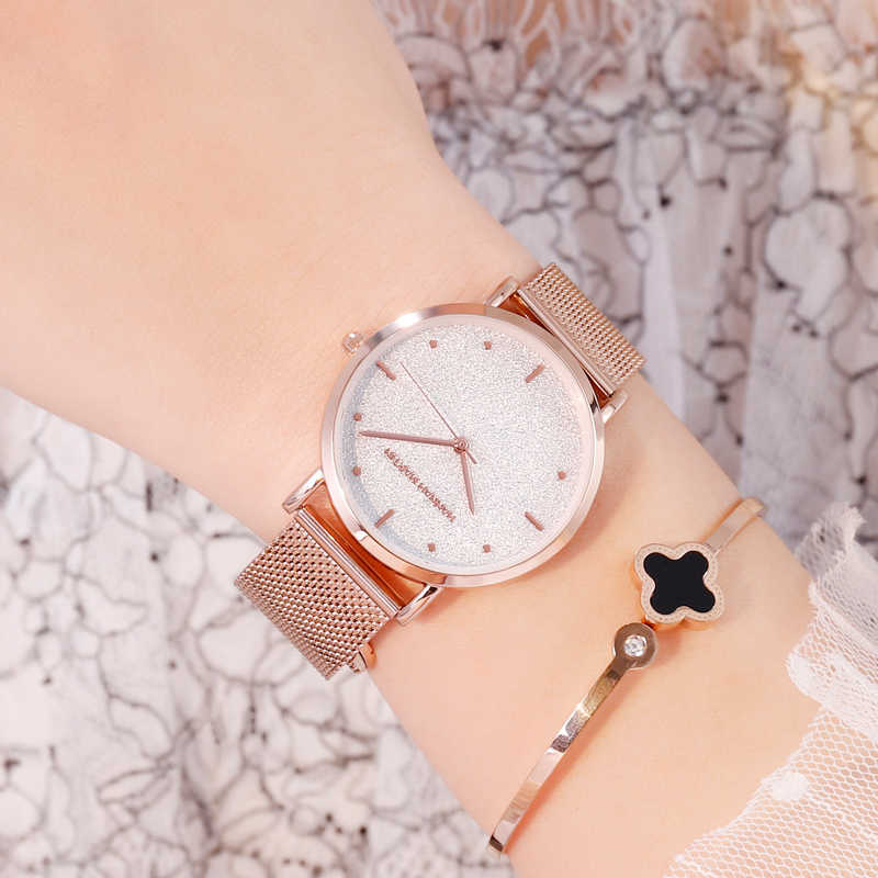 Donne Orologi Top Brand di Lusso Del Giappone Movimento Al Quarzo In Acciaio Inossidabile Sliver Quadrante Bianco Orologi Da Polso Impermeabile relogio feminino