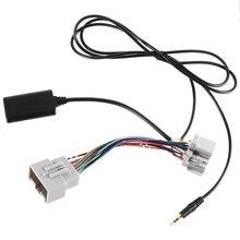 Hot 3C Car 14Pinโมดูลบลูทูธเพลงอะแดปเตอร์Aux Audio CableสำหรับVolvo C30 C70 S40 S40 S60 S70 S80 V40 v50 V70 XC70 XC90