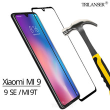 TRILANSER Glass Xiaomi-Mi-9 MI9 SE Protective Mi9T Xiaomi T Screen Protector Full Cover HD Clear Mi 9 Film