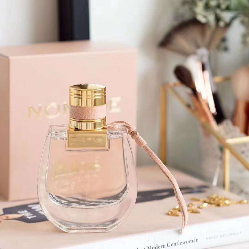 75ML Perfume For Women Long lasting Atomizer Bottle Glass Sexy Lady Original Parfum Antiperspirant Fragrance Parfume