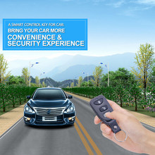 Security Universal Quick Automatic Rotation Anti Theft Alarm Easy Install Central Door Remote Car Lock Kit Keyless Intelligent(China)