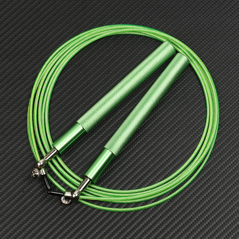 Adult's Skipping Rope Fitness Losing Weight Men Steel Wire Sports Fat Burning Children Young STUDENT'S The Academic Test For The