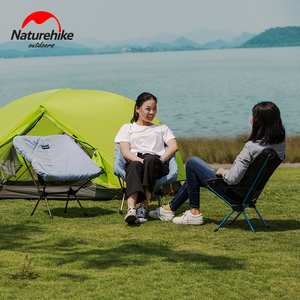 Image 5 - Naturehike Lightweight Portable Outdoor Compact Folding Picnic Chair Fold Up Fishing Beach Chair Foldable Camping Chair Seat