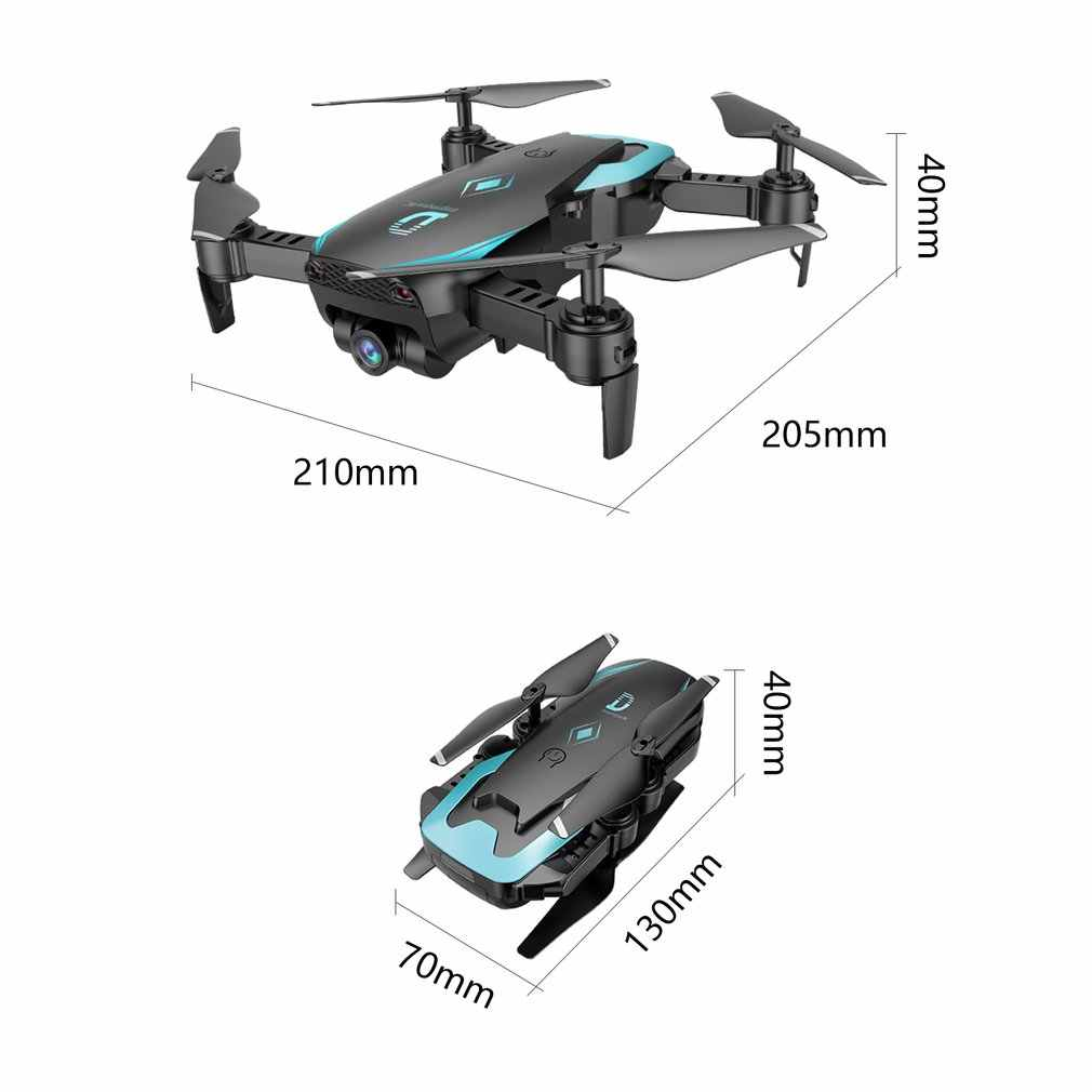 X12 Drone FPV Selfie Dron 4CH RC البسيطة Drone HD Wifi كاميرا زاوية لايف فيديو الارتفاع الانتظار طوي أجهزة الاستقبال عن بعد Quadrocopter