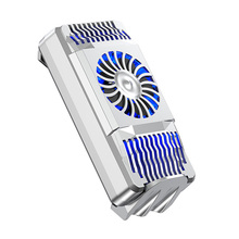 Mobile Phone Radiator Gaming Universal Phone Cooler Adjustable Portable Fan Holder Heat Sink for Cell Phones GK99