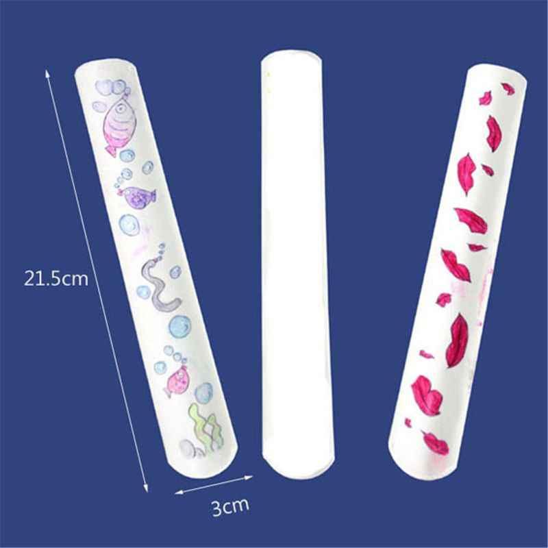 12 pièces bricolage blanc gifle Bracelets fête faveurs cadeaux de pâques pour enfants Art artisanat maternelle