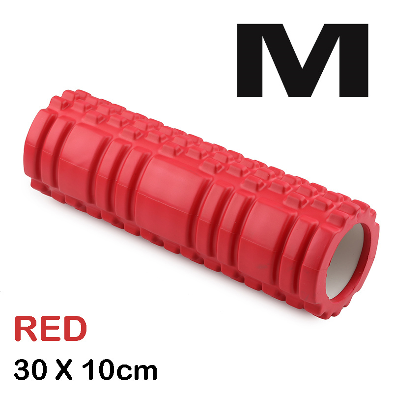 Yoga Column Fitness Pilates Foam Roller Yoga blocks Train Gym Massage Grid Trigger Point Therapy Physio Exercise 8