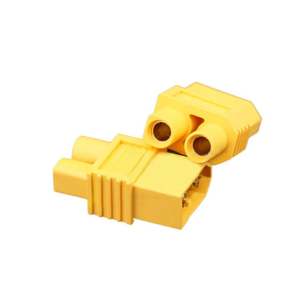 20PCA XT60-E Cổng Kết Nối XT60 Nam Cắm Để EC3 Nữ Adapter Chuyển Đổi Cắm kết nối ESC Máy E-Xe đạp Lipo pin