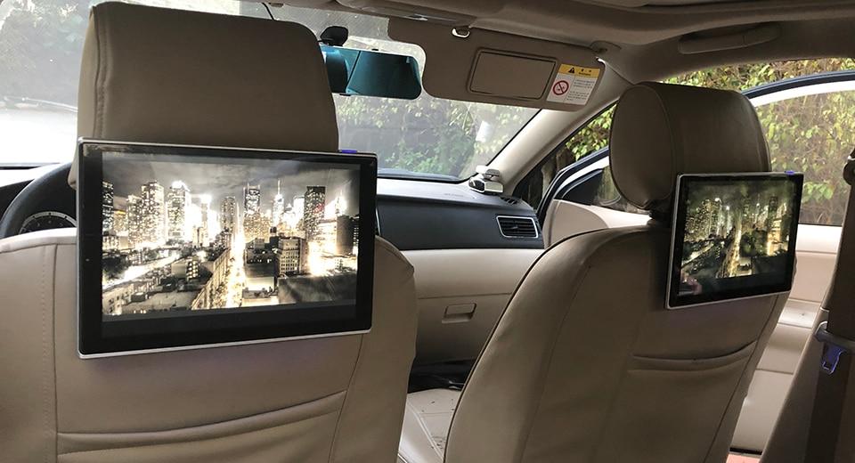 tv 12v, android 9.0, monitor para lexus