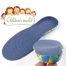 Shoe-Insoles USHINE for Children Supporting-Arch-Orthopedic-Foot-Insoles Flat-Feet Kids