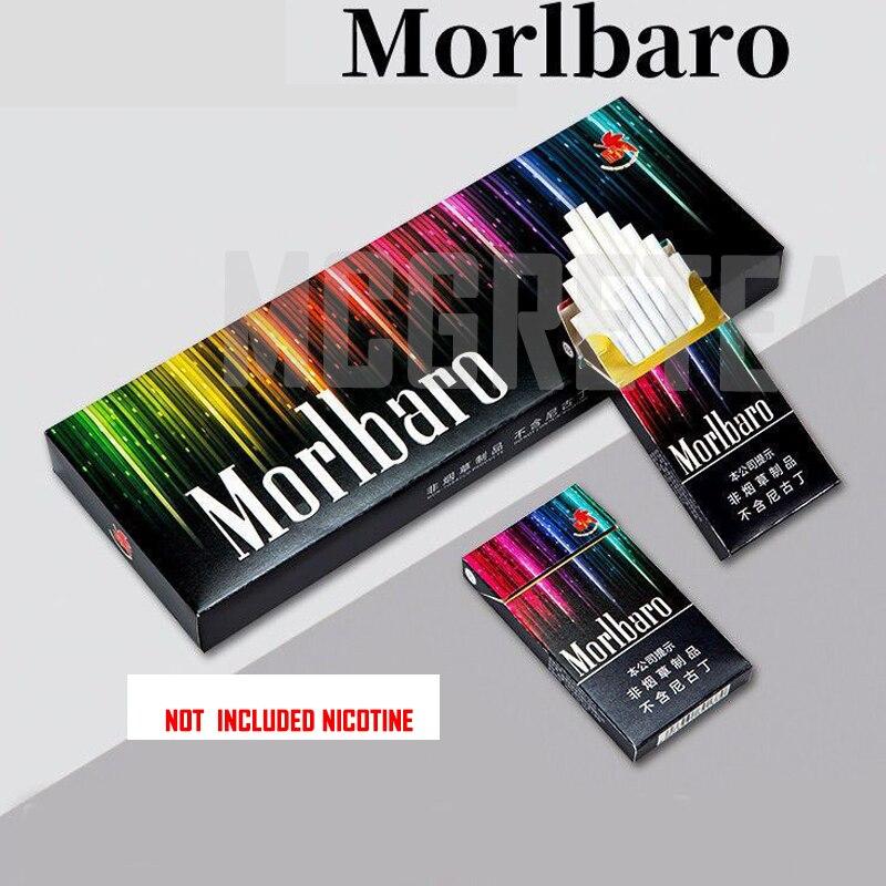 Сигарета Morlvaro без никотина, травяной чай, сигаретный чай, густая сигарета, бросить китайский курительный чай, сигареты, не табачные товары