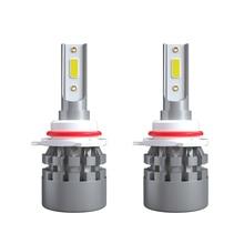 цена на 2X White 6000k LED Headlight Fog Bulb Auto Kit Lamp 9005 9006 H4 H7 H8 H9 H11 Led For SUV RV HID Xenon Headlight K3