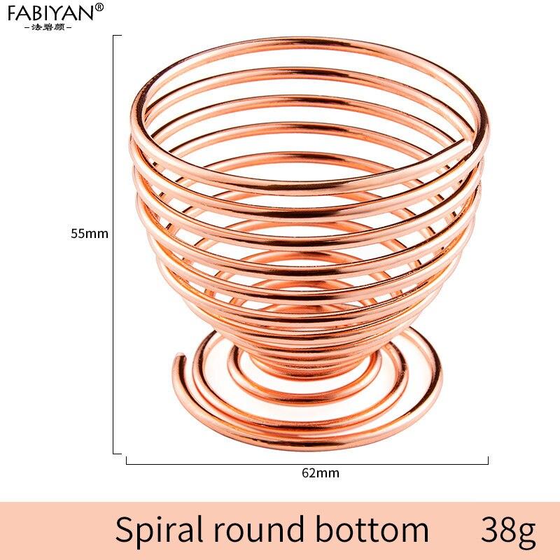 Rose Gold Round
