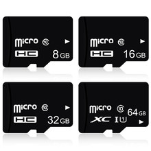 Di Alta Qualità!!! 100 Pz/lotto 32 Gb 16 Gb 8 Gb Carta di Tf Transflash C10 Micro Carta, ad Alta Velocità Micro Sdhc Sdxc Card per Il Cellulare