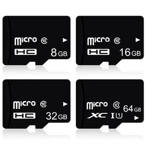 Image 1 - Di Alta Qualità!!! 100 Pz/lotto 32 Gb 16 Gb 8 Gb Carta di Tf Transflash C10 Micro Carta, ad Alta Velocità Micro Sdhc Sdxc Card per Il Cellulare