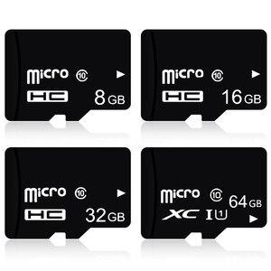 Image 1 - High Quality!!! 100pcs/lot 32GB 16GB 8GB TF Card TransFlash C10 Micro Card , High Speed Micro SDHC SDXC Card For cellphone