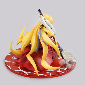 Image 3 - 14cm Anime Action Figure Monogatari Nisemonogatari Oshino Shinobu Weapon 1/8 Scale PVC Sexy Collectiable Model Gift Doll