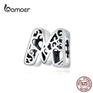 Love Letters set woman Women L T R M N C Letter in Jewelry Making(China)