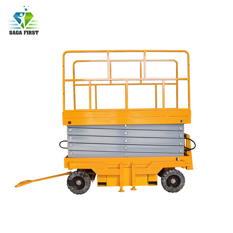 11 Meter Mobile Scissor Car Lift/Hydraulic Scissor Truck