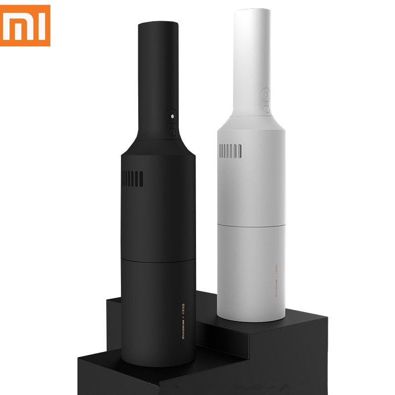 XIAOMI MIJIA SHUNZAO Wireless Handheld Vacuum Cleaner Portable USB charging car Cleaner Z1/Z1 Pro Mini Dust Catcher for Car Home Vacuum Cleaners Home Appliances - AliExpress