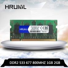 Wholesale 1gb 2gb DDR2 533mhz 667mhz 800mhz 667 800 PC2-5300s PC2 6400 1g 2g sodimm sdram Memory Ram Memoria For Laptop Notebook