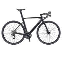 SAVA Carbon road bike disc brake 700c Carbon fiber frame road Bike with Disc brake 22 Speed Road racing bike disc brake bicycle
