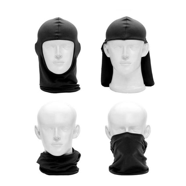 1 Pcs Motorcycle headgear masks Balaclava scarf Full sun and dust mask Full head scarf bicycle mask Outdoor headdress
