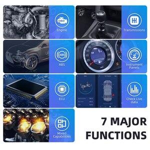 Image 5 - Interfaz de diagnóstico de camiones VDIAGTOOL para Cat3 para Volvo para Cummins V7.62 Versión Wifi Vlink Herramienta de escáner de servicio pesado Mejor herramienta de escáner NEXIQ