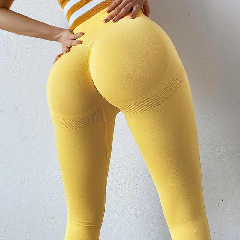 Sexy Frauen Leggings Blase Butt Push-Up Fitness Legging Dünne Hohe Taille Leggins Mujer Nahtlose Fitness Legging