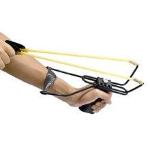 Профессиональный пластмассовый бандаж для рогатки с ручкой