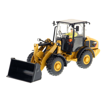 collection diecast model car 1/50 scale Diecast Metal Model 906H Compact Wheel Loader truck model kids toys cheap gifts kid model toys 1 50 scale engineering vehicle truck car model 140m3 motor grader high line series 85544 diecast model toys