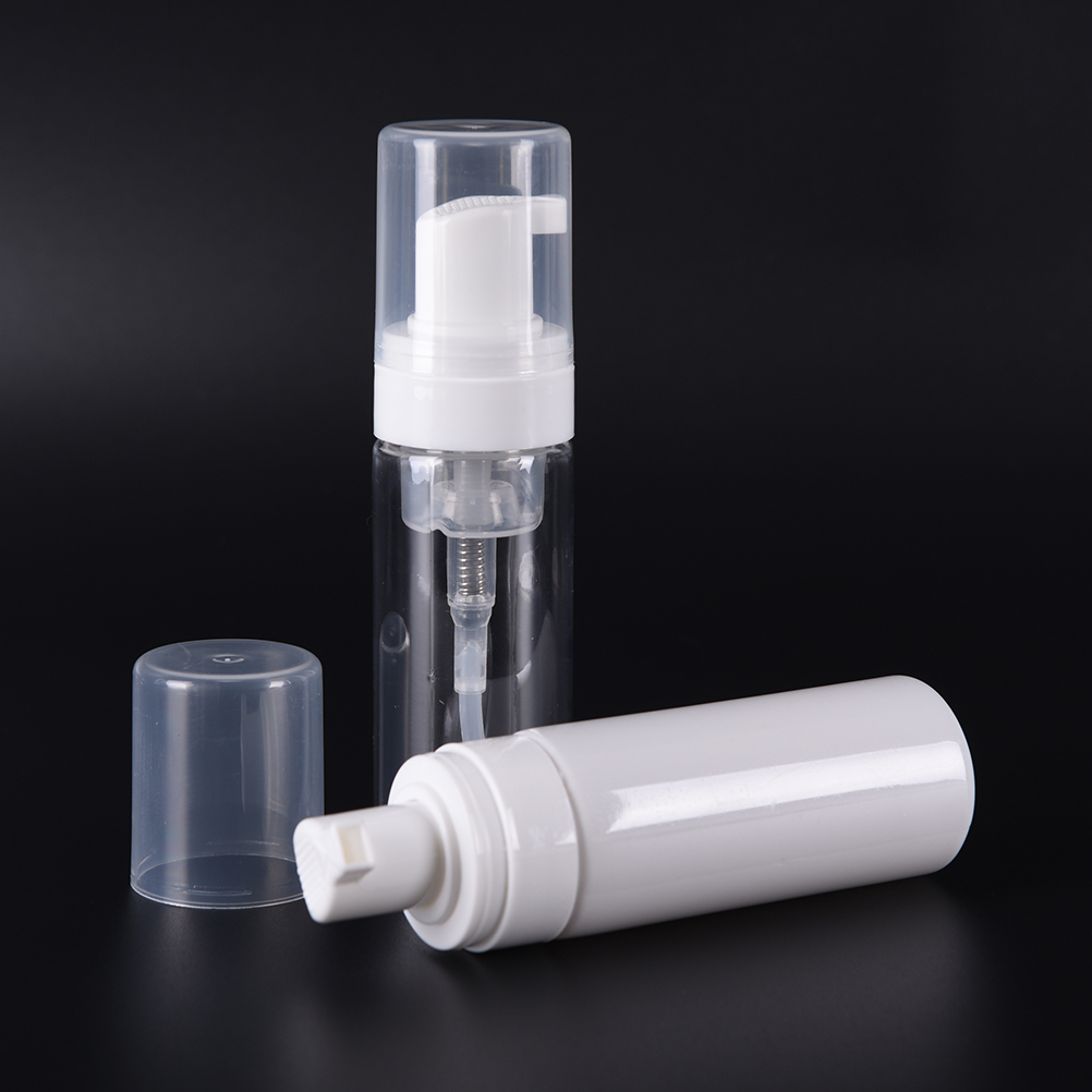 Practical 1pcs Refillable PET Foaming Bottle Foam Pump Empty Spray Whipped Mouss Liquid Hand Wash Soap Dispenser Bottles