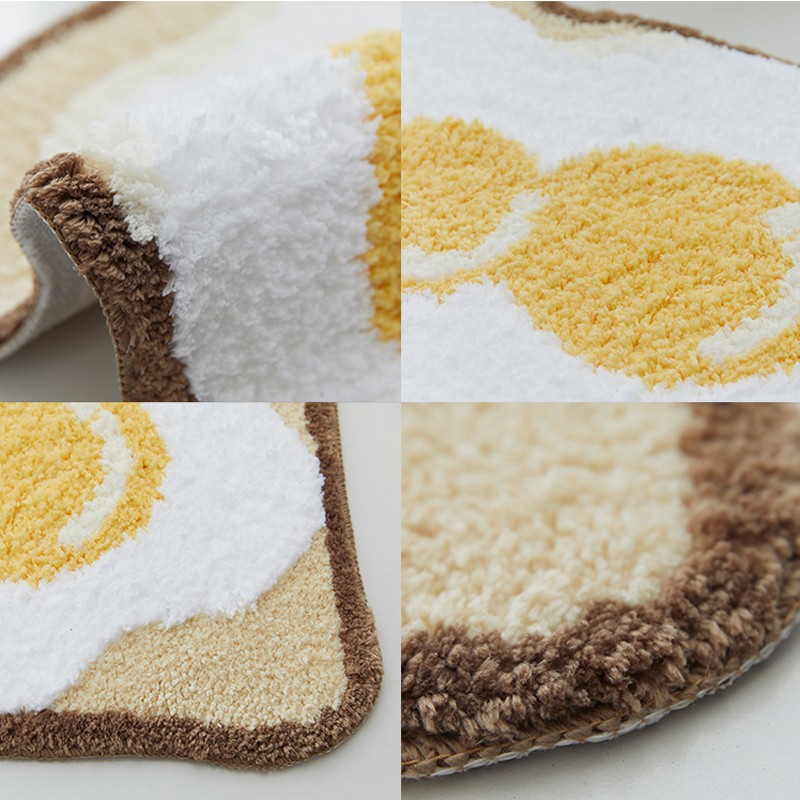 Toast-Egg-Bathroom-Rug-Entrance-Carpet-Area-Rugs-Bathmat-Rug-Anti-Slip-Floor-Mats-Nordic-Welcome-Doormat-Chic-Home-Room-Decor-02