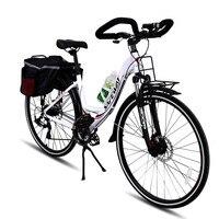 New X Frente Roda de Liga De Alumínio Quadro de Bicicleta de Passeio Ao Ar Livre Esporte 26 polegada Bar Borboleta Duplo Freio A Disco De Bicicleta bicicleta|Bicicleta| |  -