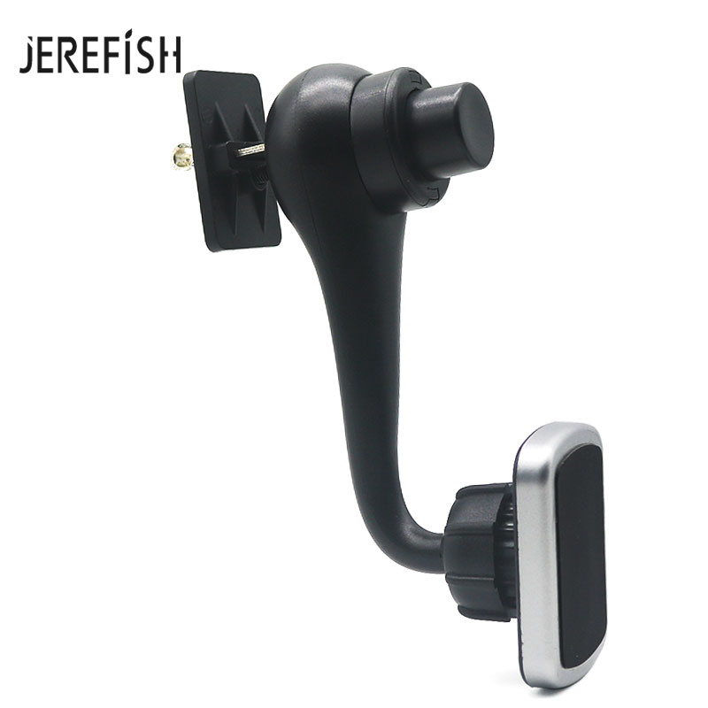 Twice 360 Rotation Auto Lock Hook Magnetic Car Air Vent Mount Holder for Phone in Car Cellphone Holder Magnet Stand for iPhone