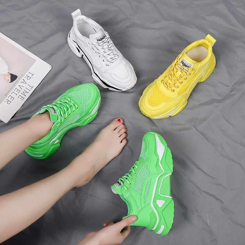 รองเท้าบู๊ตผู้หญิง 2019 แบรนด์รองเท้าผู้หญิง Med Heel รองเท้าบูทสุภาพสตรี Elegant แฟชั่นกีฬาฤดูร้อน Lolita ลูกไม้ -ผ้าฝ้าย