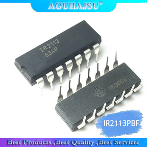 10pcs/lot IR2113PBF DIP14 IR2113 DIP High and Low Side Drivers Bridge Drivers